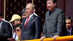 Китай и Россия договорились о нефти и газе