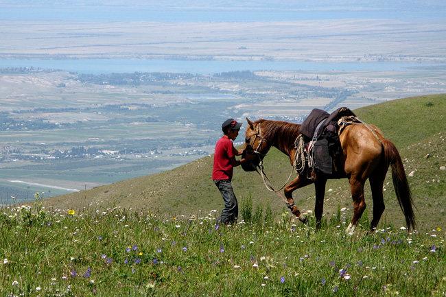 ВКиргизии день восстания против русской империи сделали торжественным днем