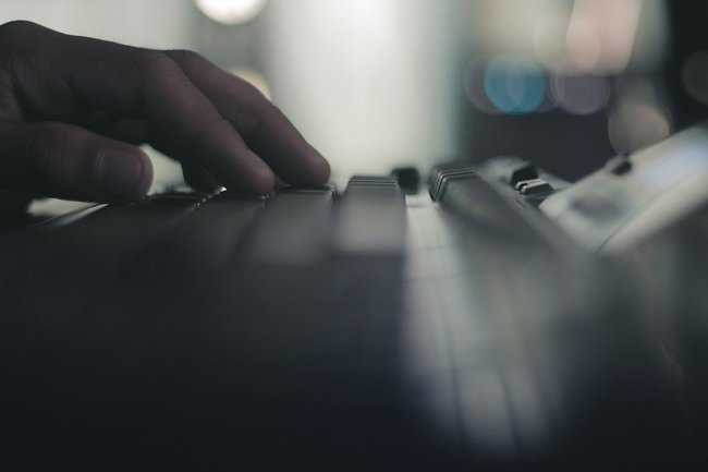 компьютер руки