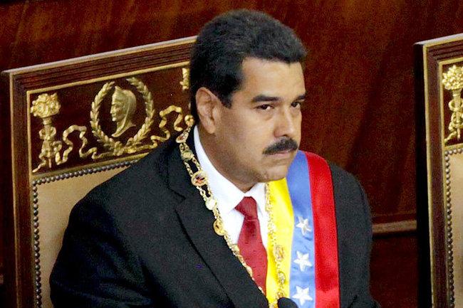Николас Мадуро