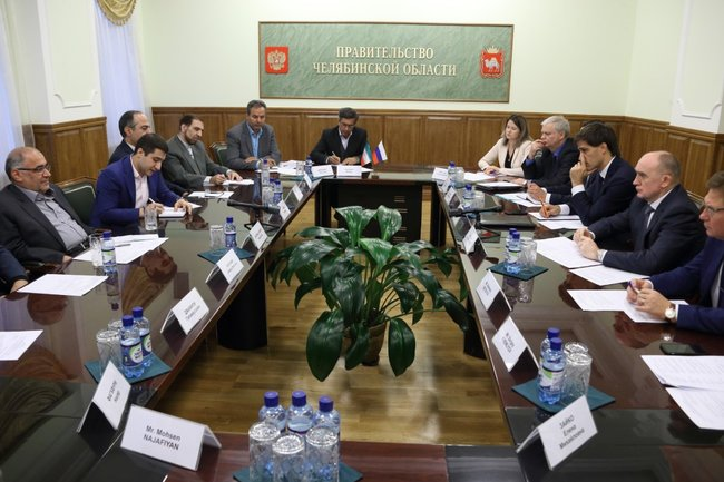 Челябинская область и Иран расширяют сотрудничество