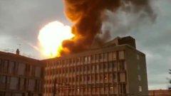 Баллон на крыше: что стало причиной пожара в Лионе