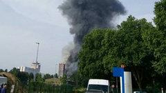 ВСтрасбурге прогремел взрыв, есть раненые