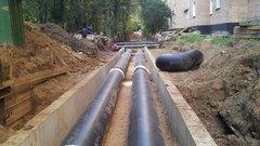 В Туле продолжается ремонт водопроводных сетей