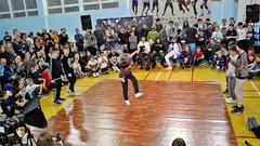 Отборочный турнир по брейк-дансу на международные соревнования прошел в Воронеже
