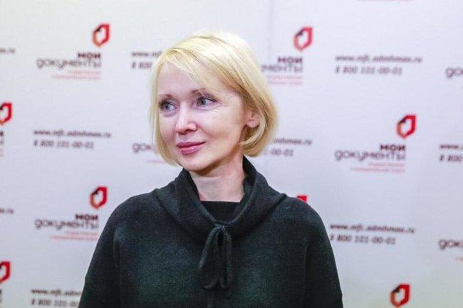 Людмила Низамова