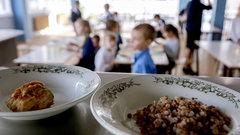 Школьники пожаловались наголод: вГосдуме сочли это нормой