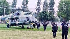 Киев отправил спецназ в Донецкую область из-за митинга