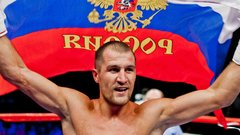 Россиянин Сергей Ковалев защитил чемпионский титул по версии WBO