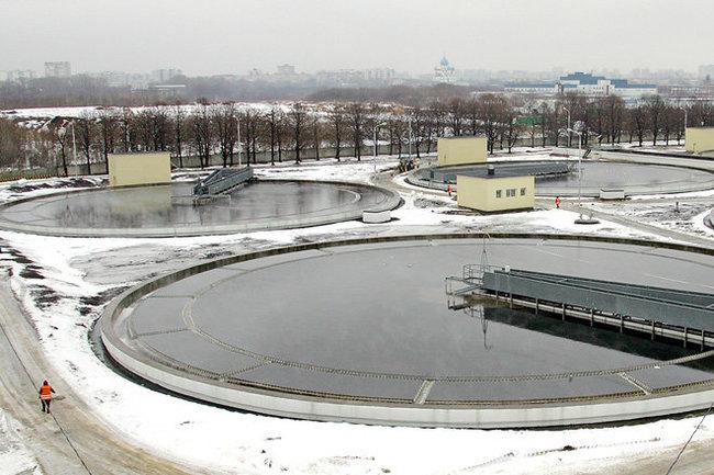 Завершена реконструкция 2-го блока Курьяновских очистных сооружений