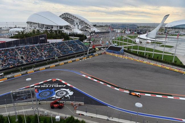 На российский этап «Формулы-1» в Сочи прибудут около 150 тысяч болельщиков