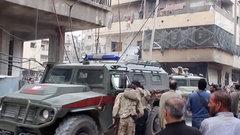 В Сирии российские военные сбили беспилотник
