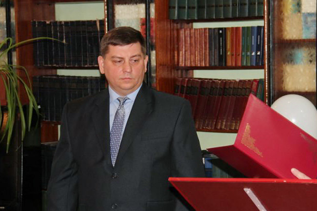 Александр Предтеченский
