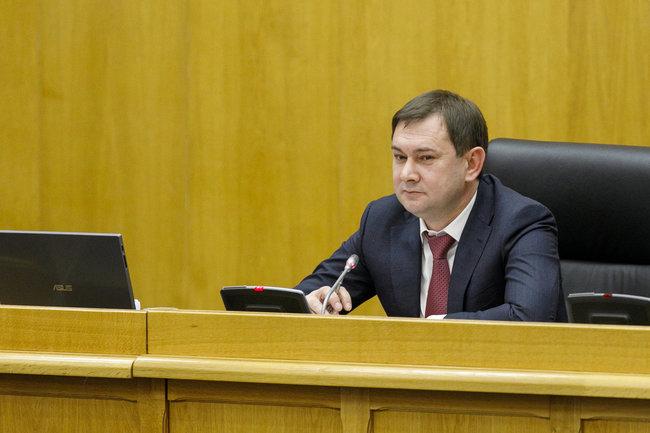 Председатель Воронежской облдумы: Прирост собственных доходов региона в первую очередь идет на повышение зарплат.