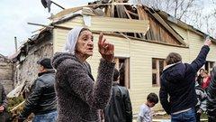 В Туле снесли незаконно построенные дома цыган