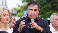 Обидел бабушку: Саакашвили обвинили в избиение пожилой одесситки