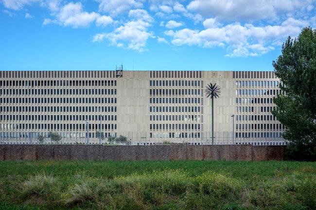Здание Федеральной разведывательной службы Германии