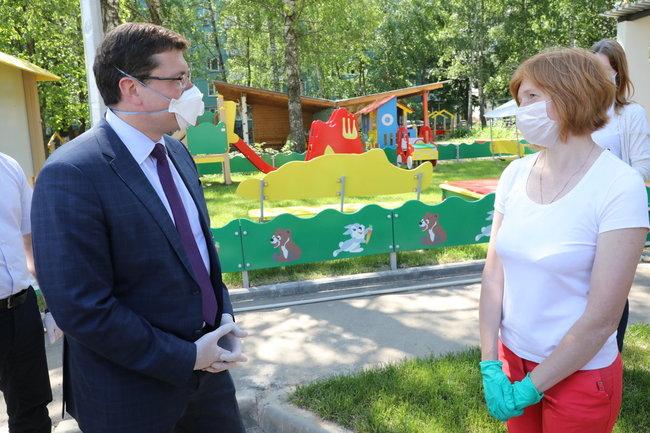 Губернатор Нижегородской области: в 2020 году начнем строительство 24 детсадов