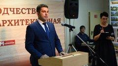 Роман Бондарчук открыл VII фестиваль «Зодчество. Вятка архитектурная»