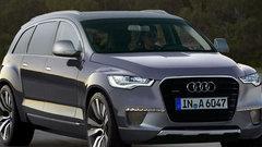 Audi пока не решилась выпустить Q9 на реализацию