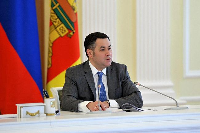 Губернатор Тверской области Игорь Руденя: Мы готовы поддерживать предприятия авиационной промышленности