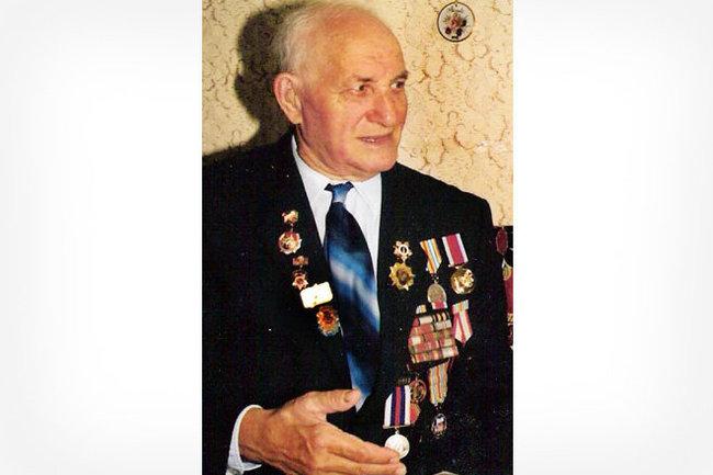 Шер Арон Лазаревич