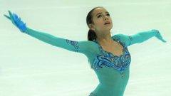 Россиянка Алина Загитова выиграла золото ЧЕ по фигурному катанию