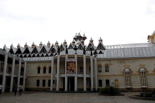Театр кукол имени В. А. Вольховского