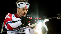 Биатлонист Свендсен завершил карьеру спортсмена