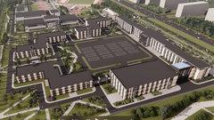 В Омске новый кадетский корпус построят к 1 сентября 2021 года