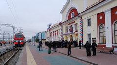 Губернатор Новосибирской области дал старт работе двух обновленных железнодорожных вокзалов