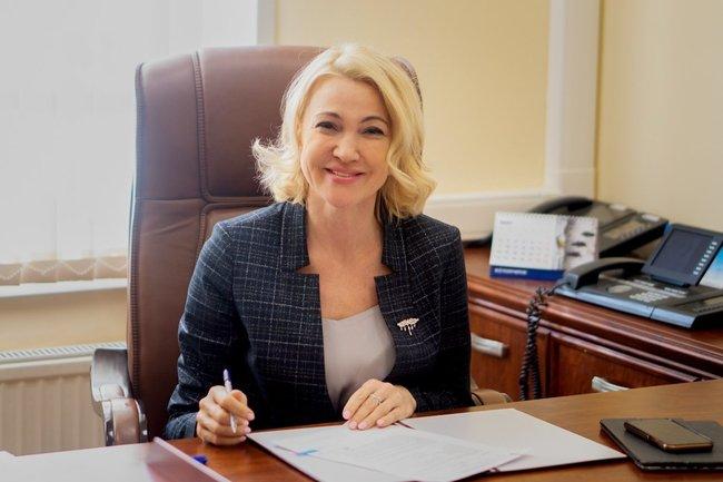 Председатель комитета по развитию малого, среднего бизнеса и потребительского рынка Ленинградской области Светлана Нерушай
