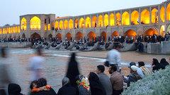 Туристические группы из России могут посещать Иран без визы