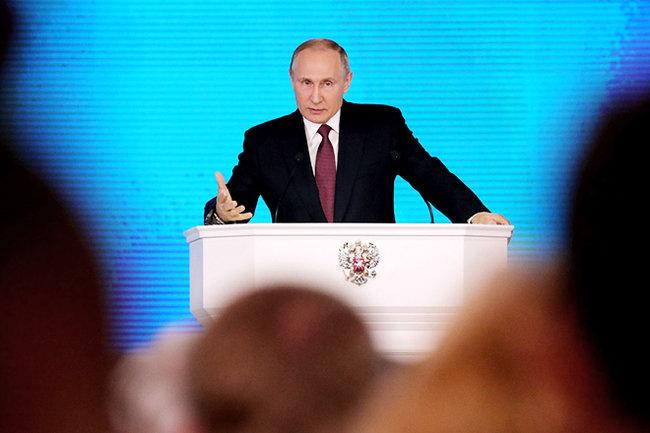 Все предложения РФ посовместной работе поПРО были отклонены США— Путин