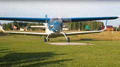 В Якутске представлен самолет ТВС-2ДТС для региональной авиации