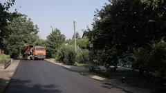 В Майкопе на 90% завершен ремонт участка улицы Привокзальной