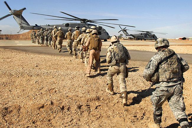 США строят вНигере новую военную базу, проинформировали СМИ