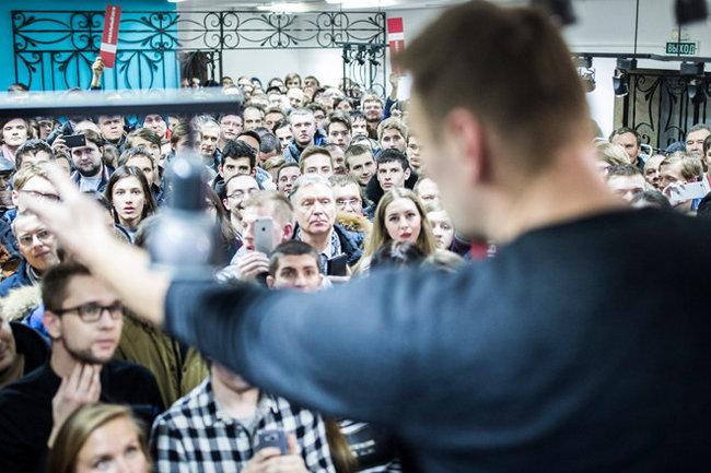 ВКрасноярске была задержана активистка изштаба Навального