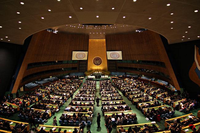 Мир вновь вступил впериод холодной войны— генеральный секретарь ООН