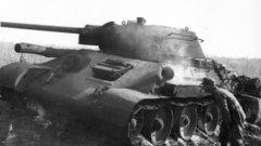 В Сургут ко Дню Победы привезли танк Т-34
