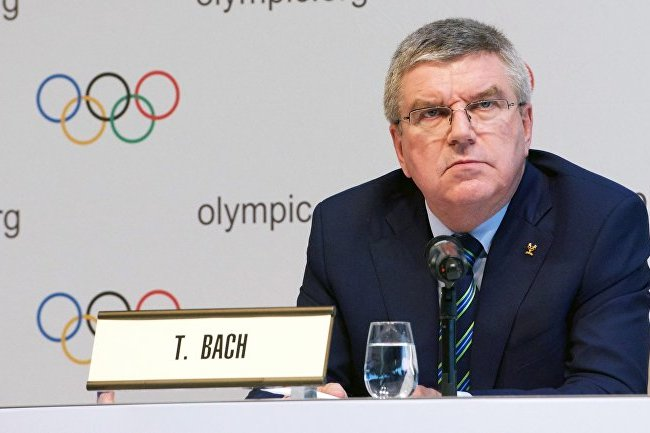 МОК: решения CAS недостаточно для участия оправданных россиян вОлимпиаде