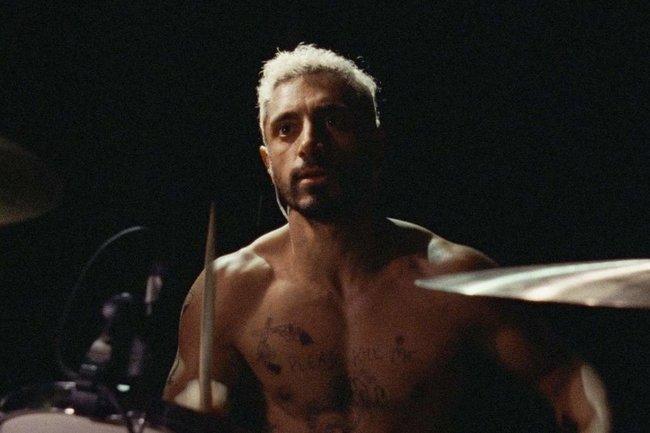кадр из фильма «Звук металла»