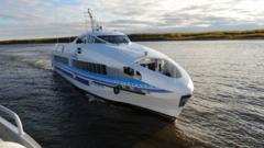 7 июня в Пуровском районе начнется пассажирская навигация