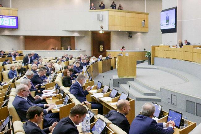 Володин: Госдума вместе с Кабмином обеспечит выполнение поручений Путина