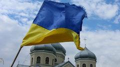 На Украине костями советских солдат штукатурили школу