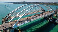 Турчинов рассказал об опасности Крымского моста