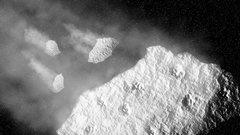 NASA: близ Камчатки взорвался мощный метеорит
