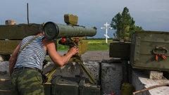 Генпрокуратура Украины назвала число иностранных военных в Донбассе