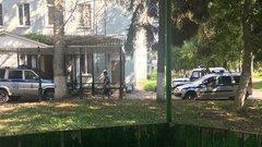 Полиция пытается извлечь из больницы борца с коломенской свалкой