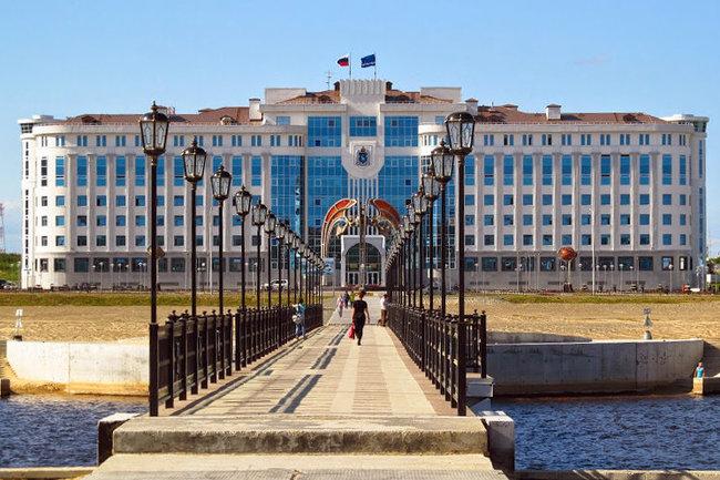 Административный квартал Салехарда
